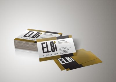 Business Cards for Elbi